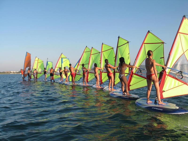 Deportes acuticos Formentera. Viver sem pressa