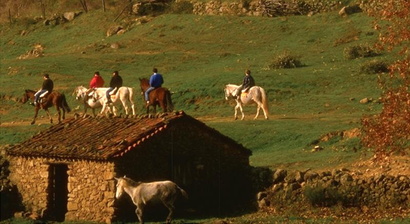 IMG41 Província de Cáceres. Extremadura preparada para o turismo activo