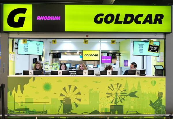 Goldcar Key OFicina crop Goldcar e Key'n Go: ficou mais fácil alugar um carro
