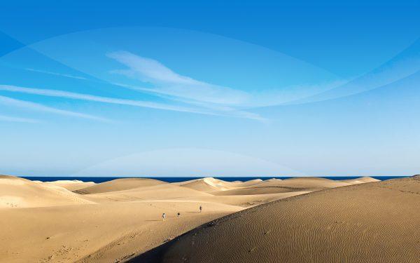 Dunas de Maspalomas e1555094983902 Gran Canaria: o destino escolhido pelas famílias