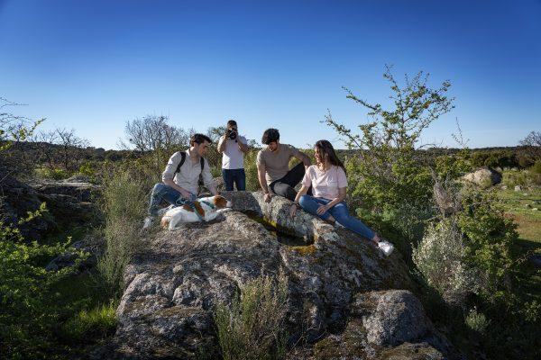 316 Patrimonio Prehistórico 090319 Tumbas Valencia de Alcántara  CAR8286 e1561993468785 Nas margens do Tejo: Uma viagem no tempo na fronteira entre Portugal e a Extremadura